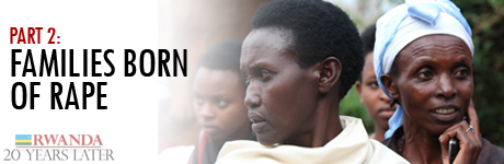Rwanda: 20 years later — Families born of rape