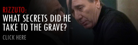 What secrets did Rizzuto take with him?